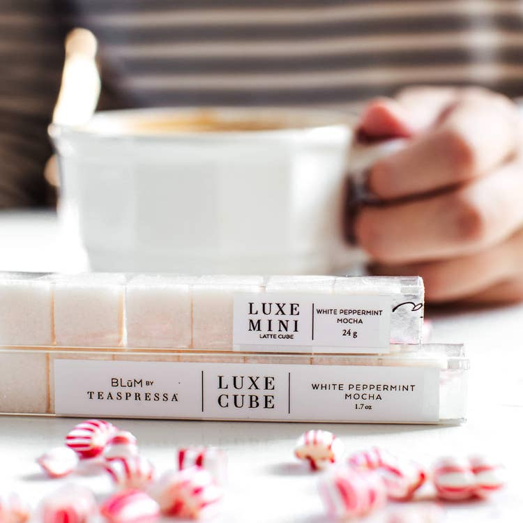 White Peppermint Mocha | Luxe Sugar Stick - Offensive Mug