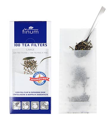 Octavia Tea - Finum Tea Filters 100 Count - Offensive Mug