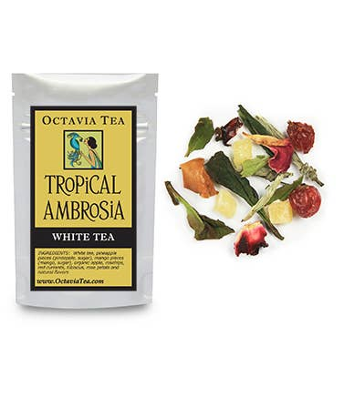 Octavia Tea - Tropical Ambrosia - Offensive Mug