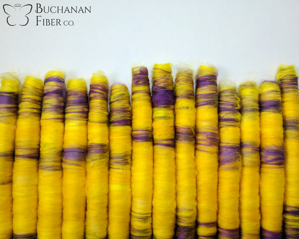 Cotton Punis, Fall Splendor - Buchanan Fiber Co.
