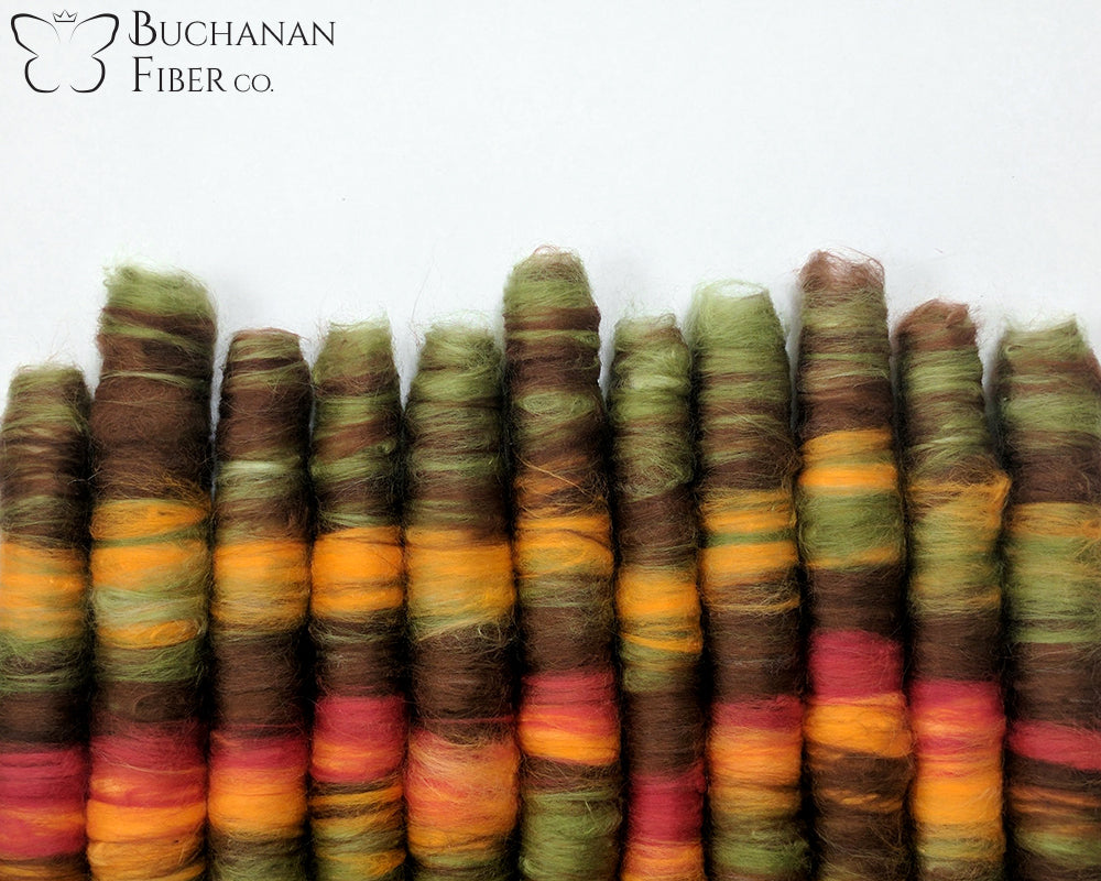 Cotton Punis, Mushroom Forest - Buchanan Fiber Co.