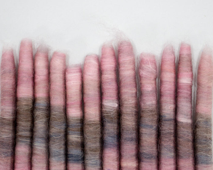 Cotton Alpaca Punis, Prairie Smoke - Buchanan Fiber Co.