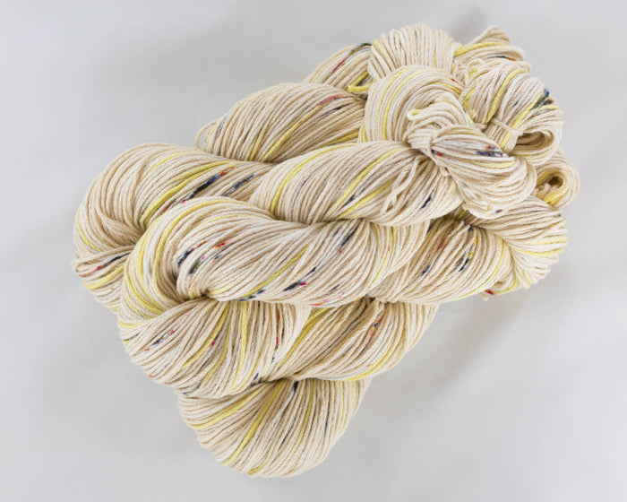 Cotton Yarn, Mushroom Caps - Buchanan Fiber Co.