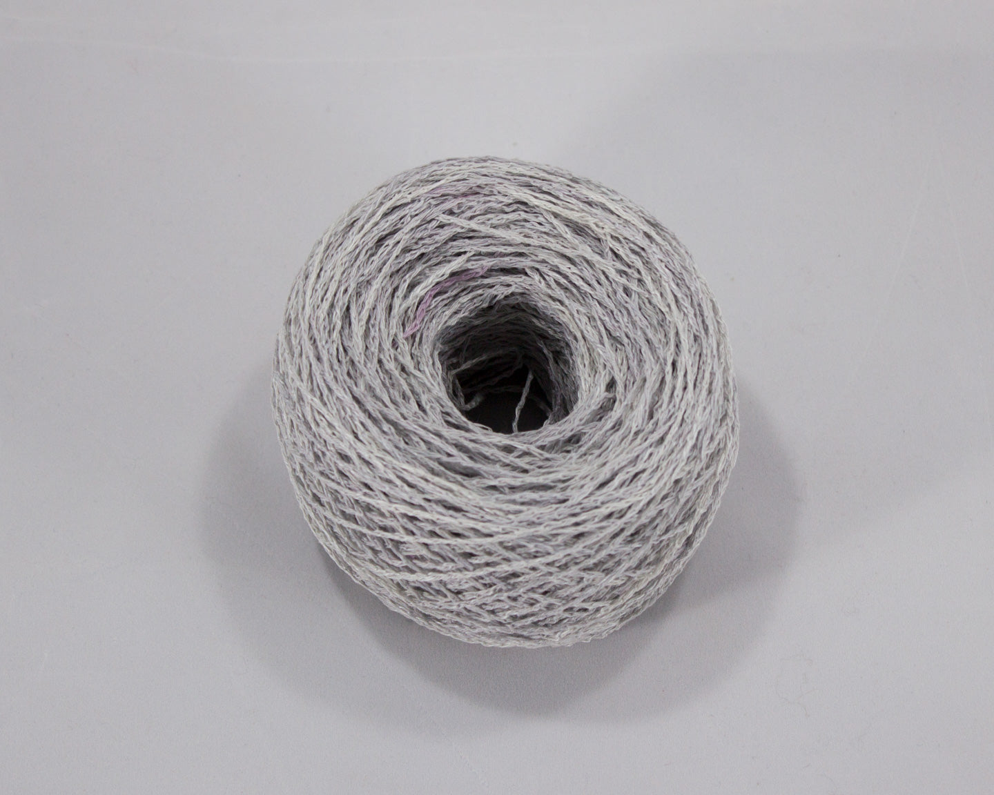 Fingering Weight Linen/Silk Yarn - grey