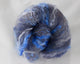 Rambouillet Icelandic Silk Batts, Pebble Beach - Buchanan Fiber Co.