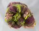 Rambouillet Icelandic Silk Batts, Purple Coneflower - Buchanan Fiber Co.