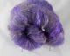 Rambouillet Icelandic Silk Batts, Fringed Orchid - Buchanan Fiber Co.