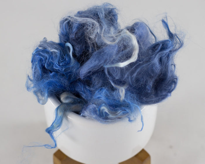Suri Alpaca Locks, Puddle - Buchanan Fiber Co.