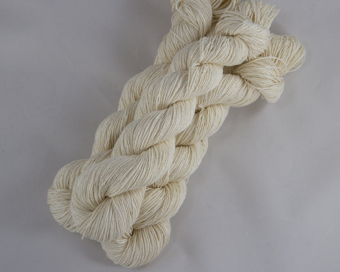 Cotton Yarn, Undyed Cotton Yarn - Sport - Buchanan Fiber Co.