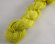 Lace Weight Linen/Silk yarn - mustard yellow