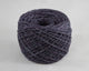 Fingering Weight Linen/Silk Yarn - Black