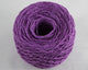 Fingering Weight Linen/Silk Yarn - purple