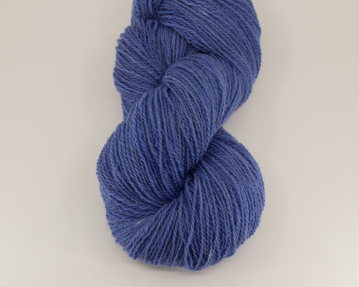 Fingering Weight Wool - light purple