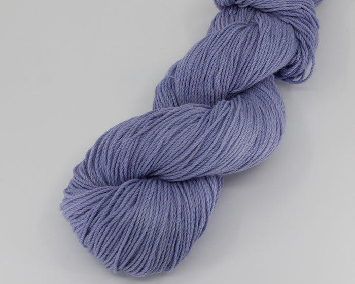 Organic & Fair Trade Cotton Yarn- purple