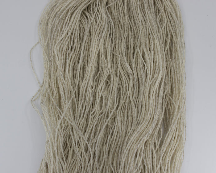 Fingering Weight Wool - Natural