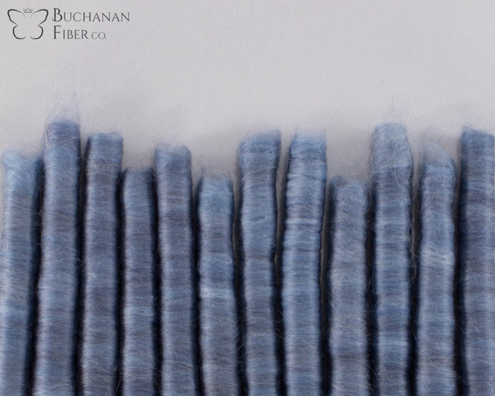 Cotton Alpaca Punis, Dusty Dew Drops - Buchanan Fiber Co.