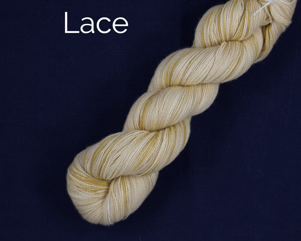 Organic & Fair Trade Cotton Yarn- Tan