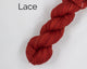 Organic & Fair Trade Cotton Yarn- Red