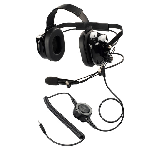 Maxtop PARENT-AHDH0032-K4 Two Way Radio Noise Cancelling Headset