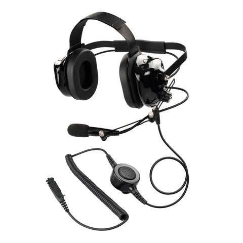 Maxtop PARENT-AHDH0032-S2 Two Way Radio Noise Cancelling Headset