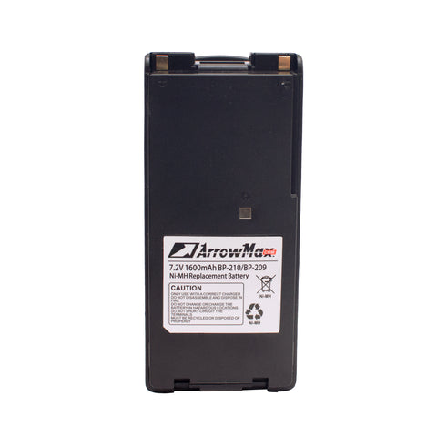 ArrowMax AICM0210N-1600-D Radio Battery