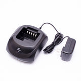 ArrowMax AK1R0025-120-V3 KSC-25 Battery Rapid Charger for Kenwood TK-2160 TK-3160 TK-2170 TK-3170 TK-2360 TK-3360 NX-220