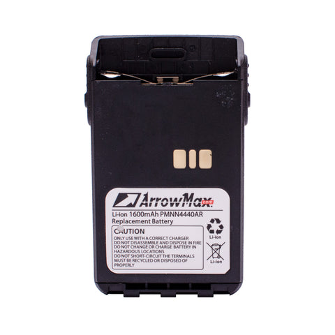 ArrowMax AMCL4440-1600-D Radio Battery