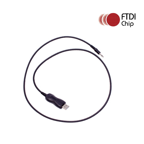 Maxtop APCUSB-IR17 FTDI USB Programming Cable for ICOM IC-7800 IC-781 IC-820H IC-821H IC-910D IC-910H IC-970A as CT-17