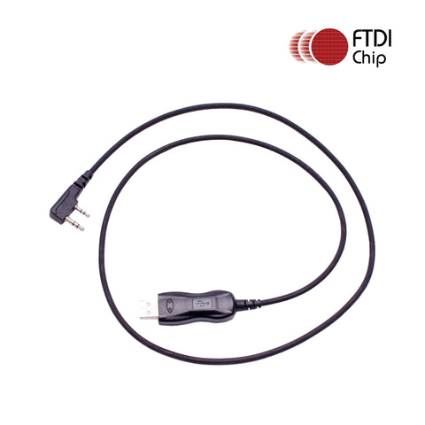 Maxtop APCUSB-K2 USB Programming Cable for Kenwood TK-2160 TK-3160 TK-2170 TK-3170 Nexedge NX-220 NX-230 NX-240V NX-320