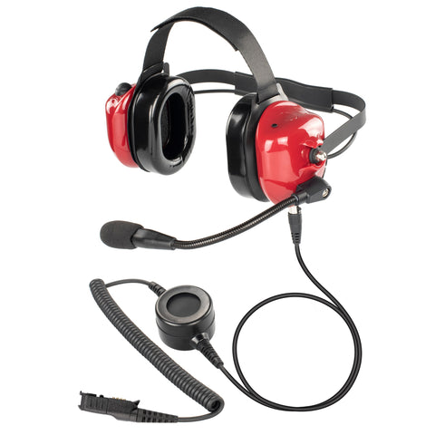 Bommeow BHDH40PTT-AX Noise Reduction Headset Without PTT