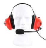 Bommeow BHDH40-K2B Noise Cancelling Headset Without PTT