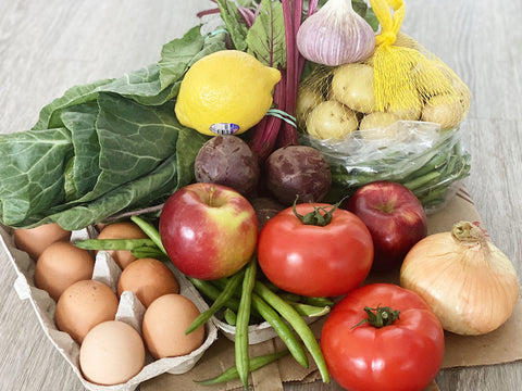 Our Recommended Recipes for Farm Fresh Basket (Week of April 25)