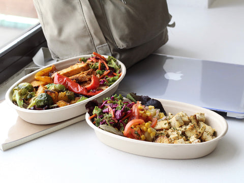 Lunch Bowls That Are Beyond Healthy