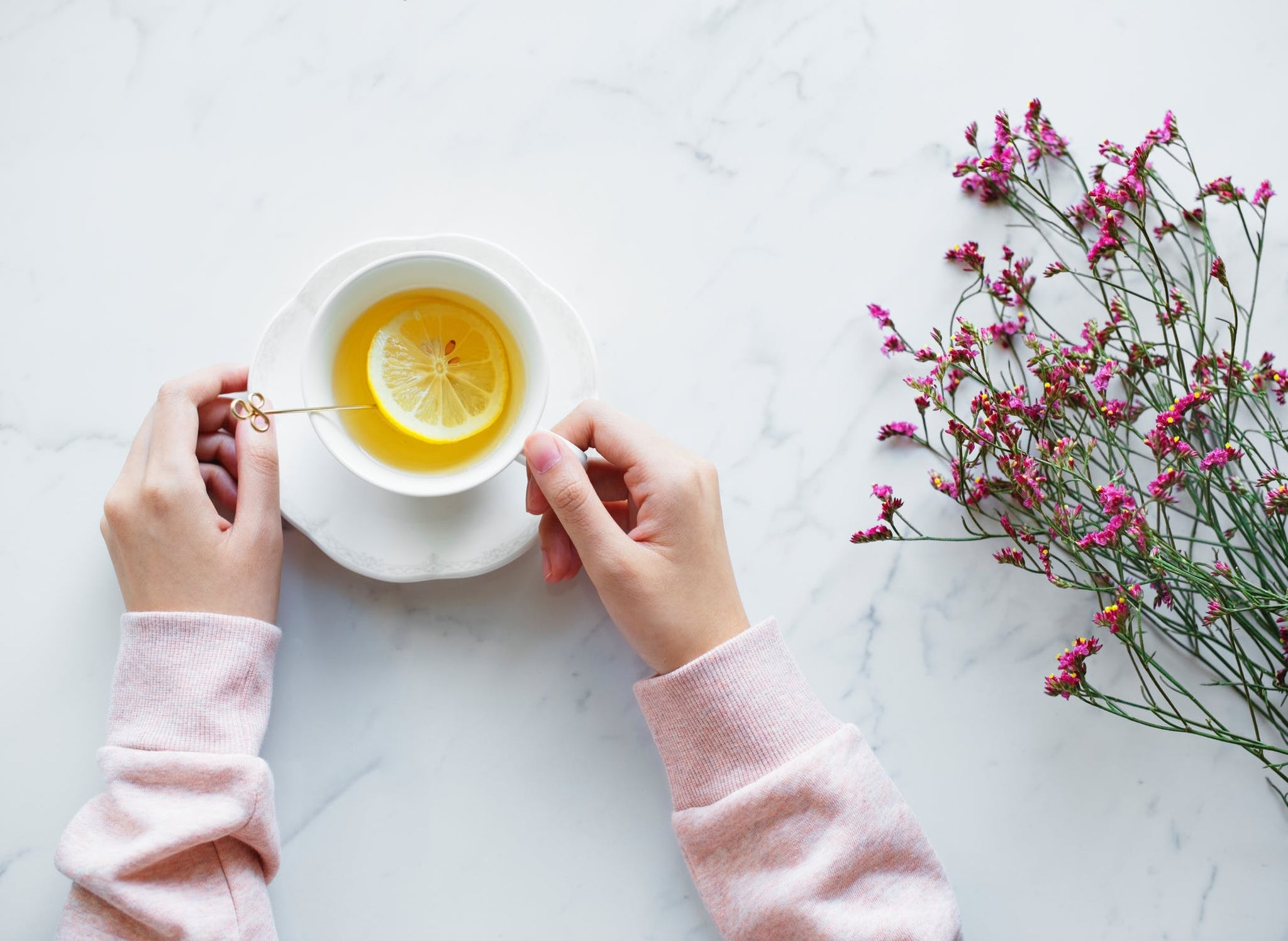3 Teas to Try This Spring