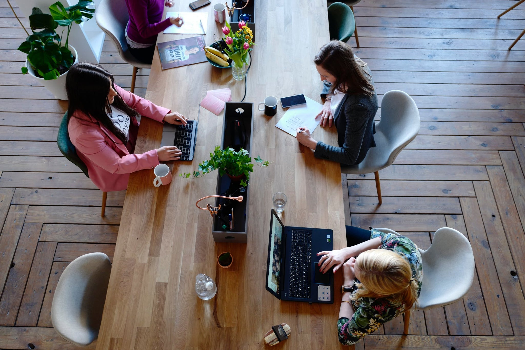 3 Tips for Incorporating Food into Co-Working Spaces
