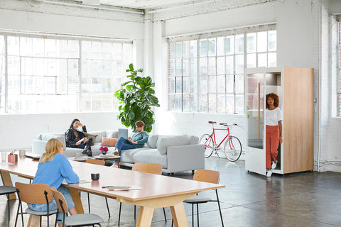 5 Elements Millennial Employees Crave in Office Design