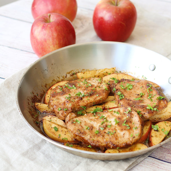 Apple Cider Pork