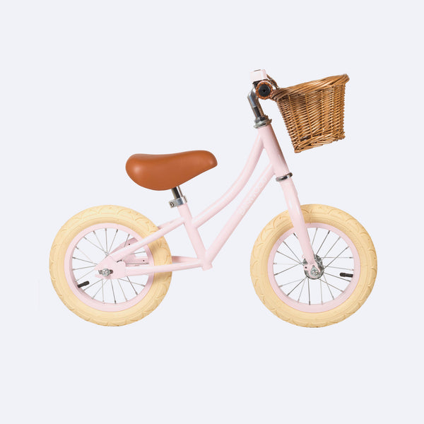 First-Go Balance Bike - Pink - Bike - Banwood | ModernMinor