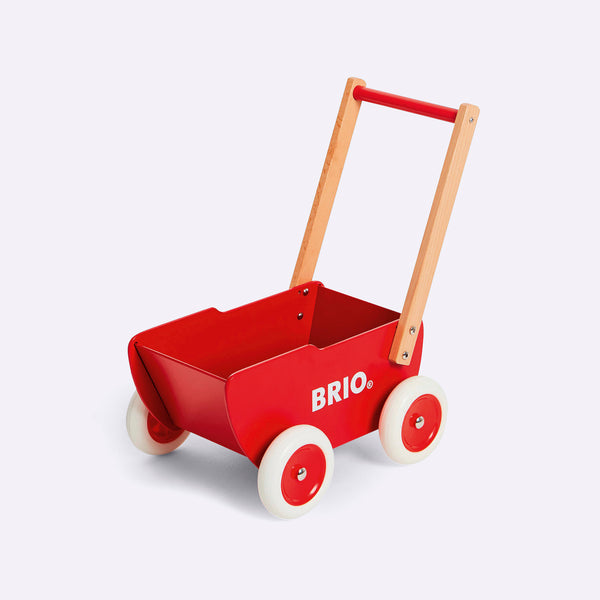 Wooden Doll Pram - Wooden Toy - BRIO | ModernMinor