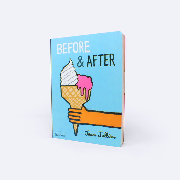 Before & After - Book - Jean Jullien | ModernMinor