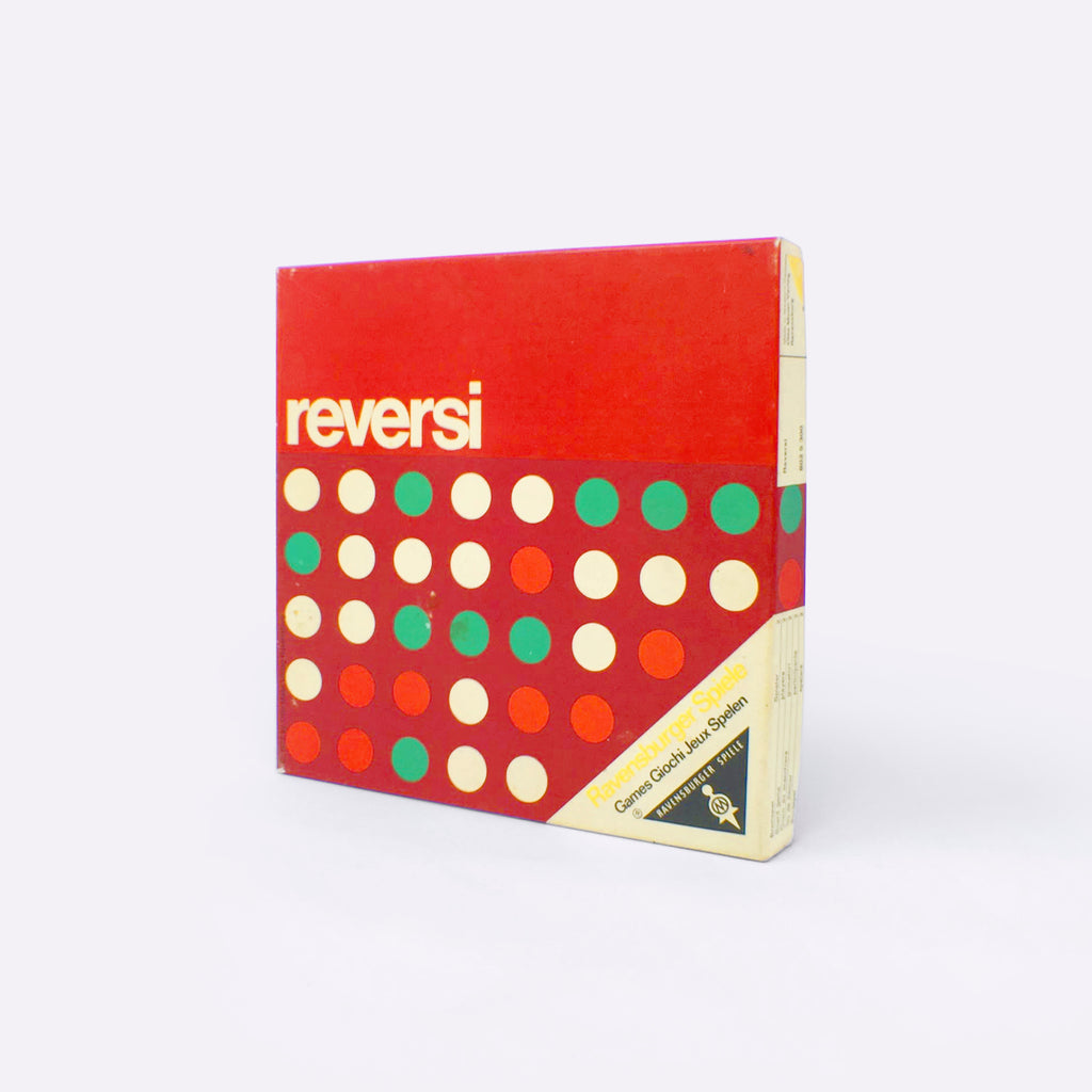 Reversi (1973) - Board game - Ravensburger | ModernMinor
