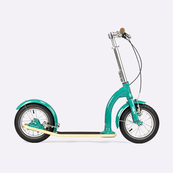 SwiftyIXI Kids Scooter – Aqua Green - Bike - Swifty Scooters | ModernMinor