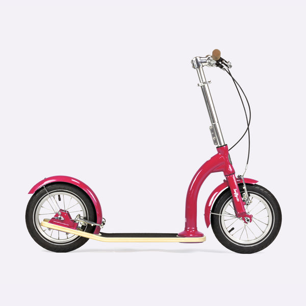 SwiftyIXI Kids Scooter – Raspberry - Bike - Swifty Scooters | ModernMinor