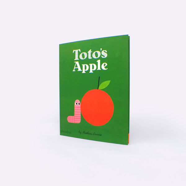 Toto's Apple - Book - Mathieu Lavoie | ModernMinor