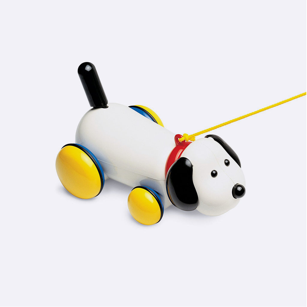 Max Pull Along Dog - Toy - Ambi Toys | ModernMinor