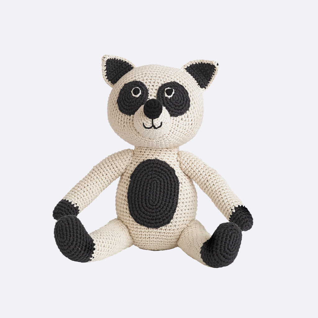 Rocky Raccoon Soft Toy - Soft toy - Anne-Claire Petit | ModernMinor