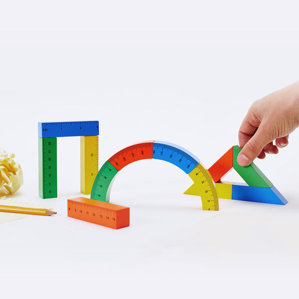 Little Architect Set - Wooden Toy - Areaware | ModernMinor