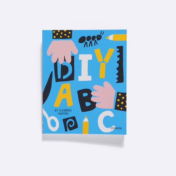 DIY ABC - Book - Eleonora Marton | ModernMinor