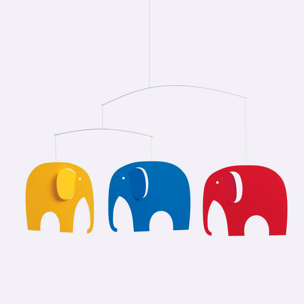 Elephant Party Mobile - Mobile - Flensted | ModernMinor