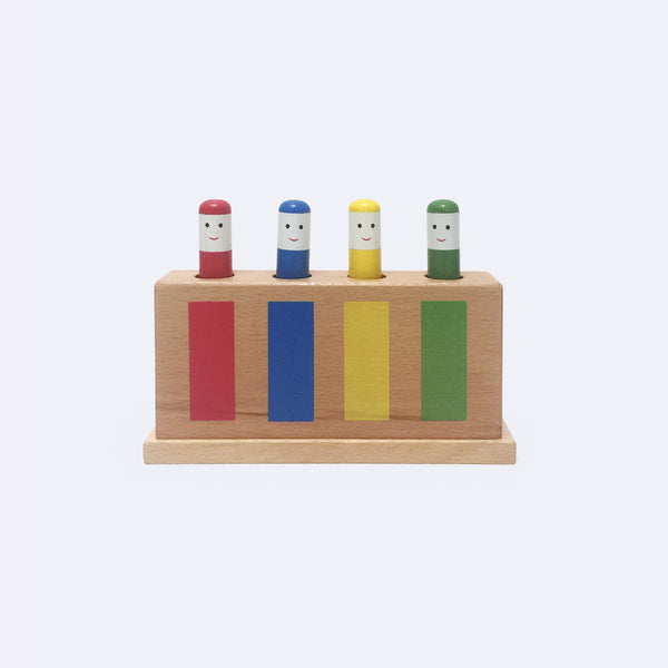Pop-Up Toy - Wooden Toy - Galt | ModernMinor